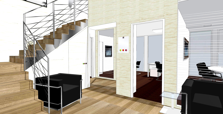 projets design d 39 espace. Black Bedroom Furniture Sets. Home Design Ideas