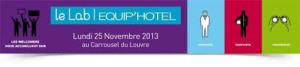 Le lab Equip 'Hotel